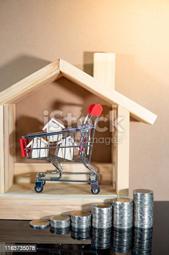 istock Real estate investment. Buying property concept 1163735078