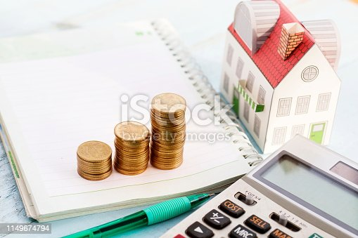 istock Real estate investment concept 1149674794