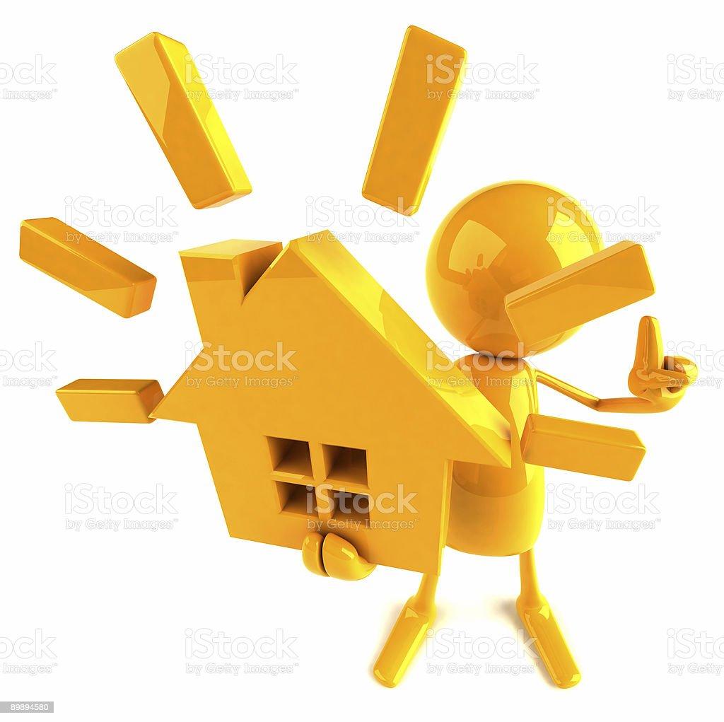 Real estate Lizenzfreies stock-foto