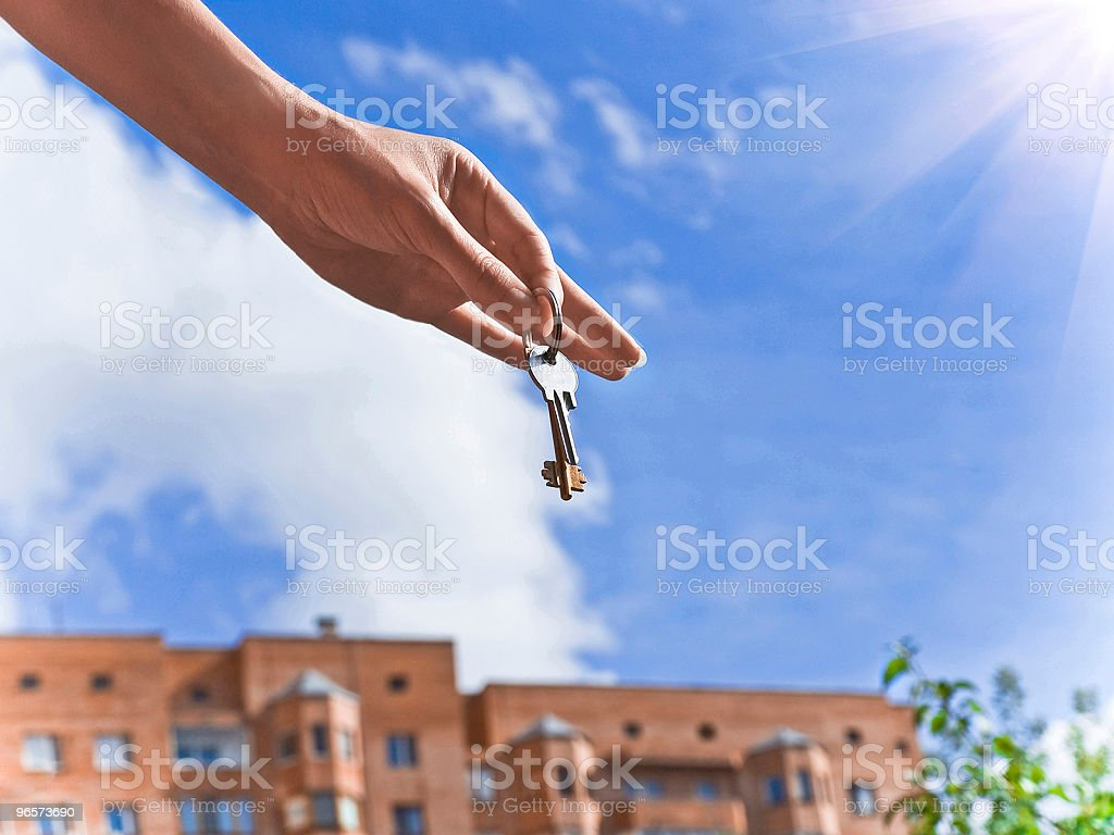 Real estate - Royalty-free Fotografie Stockfoto