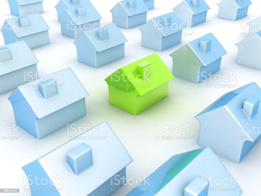 Real Estate (XL) royalty-free stock photo