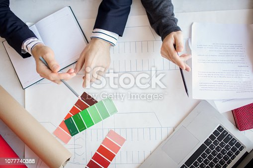 689401592 istock photo Real Estate Planning 1077740388
