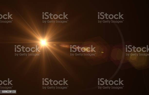 Photo of Real Lens Flare Efftect - HD image