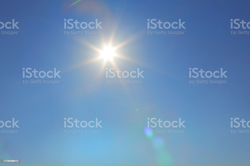 Real Lensflare stock photo