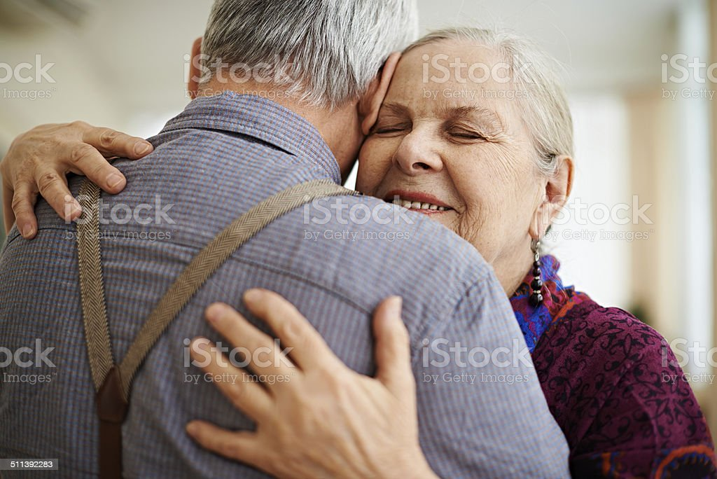 Real love stock photo