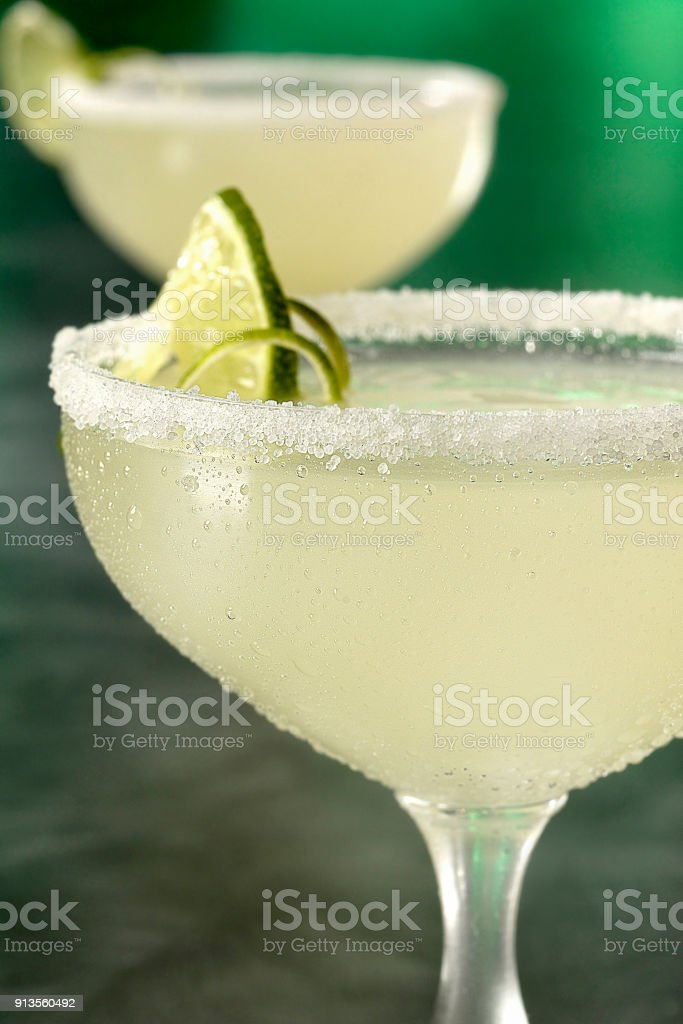Real Mexican Margarita stock photo