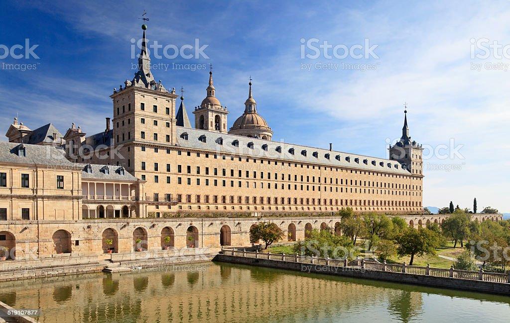 Real Monasterio del Escorial, Spanien – Foto