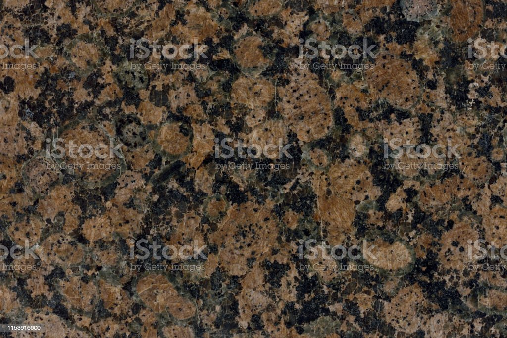 Real Natural Granite Baltic Brown Texture Pattern Background Stock Photo Download Image Now Istock