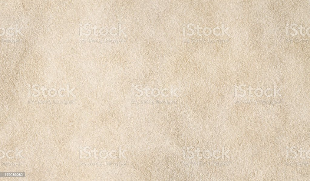 real parchment texture XXL stock photo