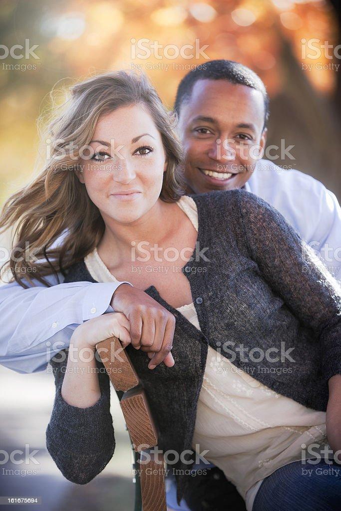 Real bi couple