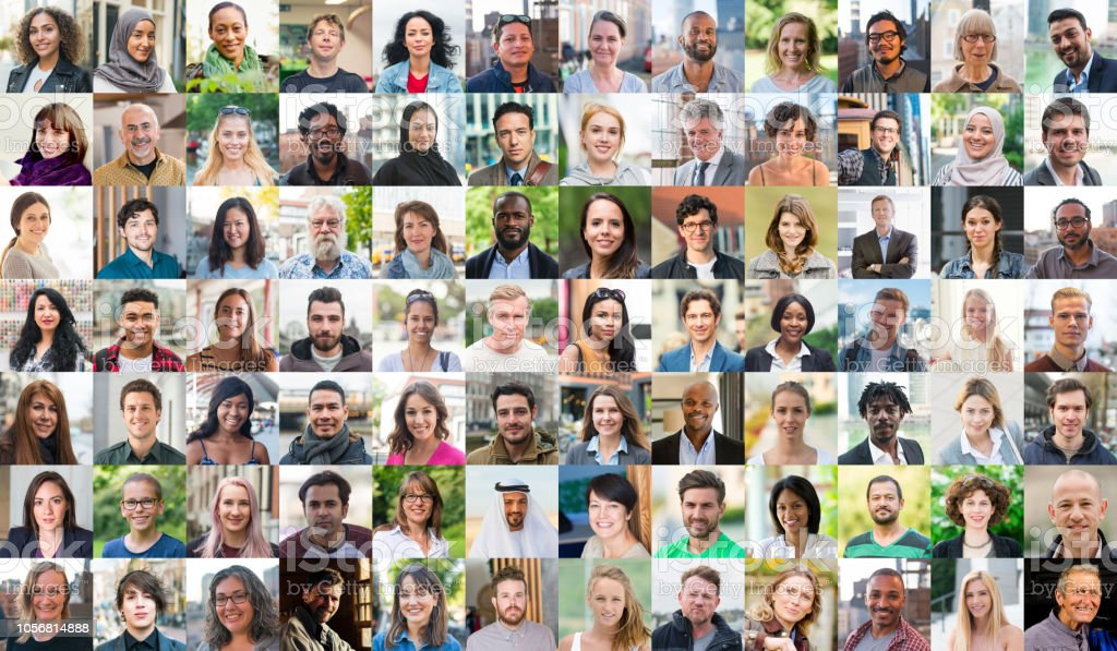 Real people of the world - Royalty-free 20-29 Anos Foto de stock