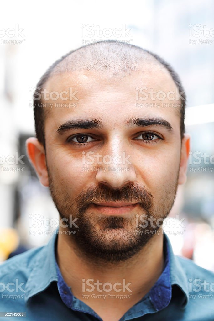 Real people Portrait stock photo