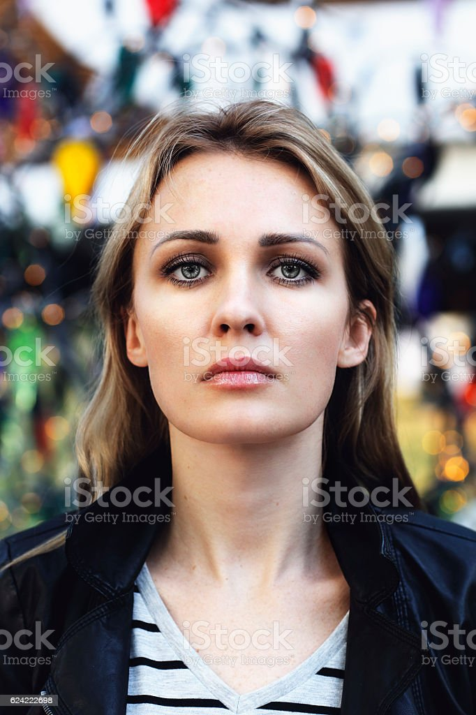 Real people portrait.