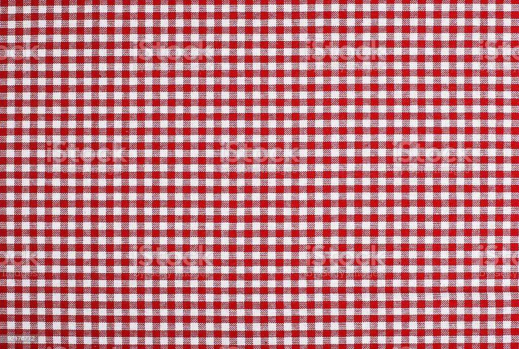 ... Real Picnic Table Cloth Stock Photo ...