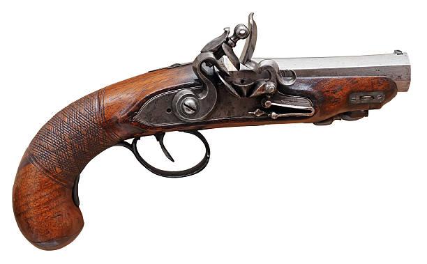 Real pistol XVII. – Foto