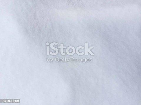 629589448 istock photo Real snow texture 941890308
