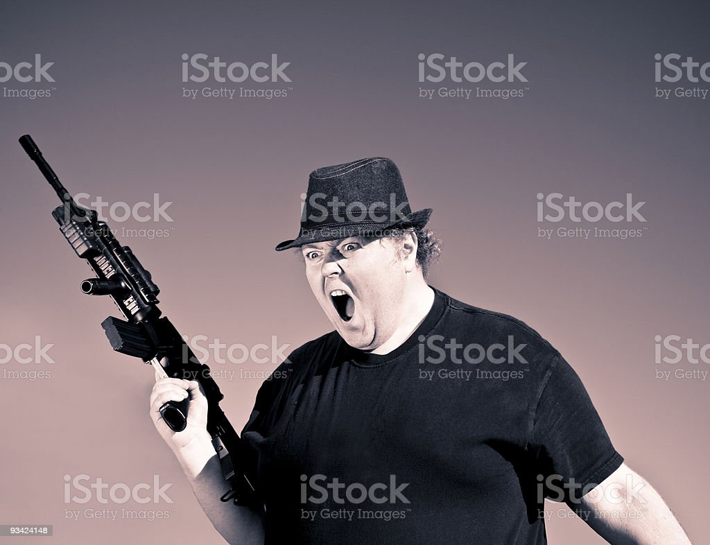 real al capone royalty-free stock photo