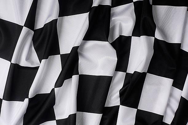 real agitando bandera de cuadros - irl indycar series fotografías e imágenes de stock