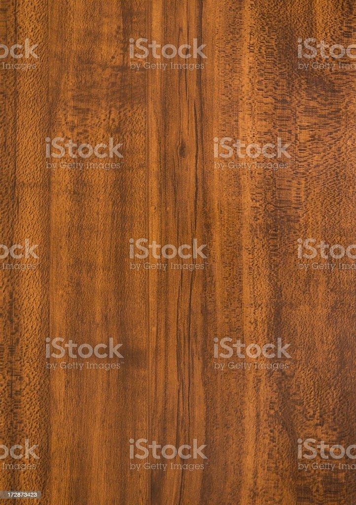 Real Wood Grain royalty-free stock photo