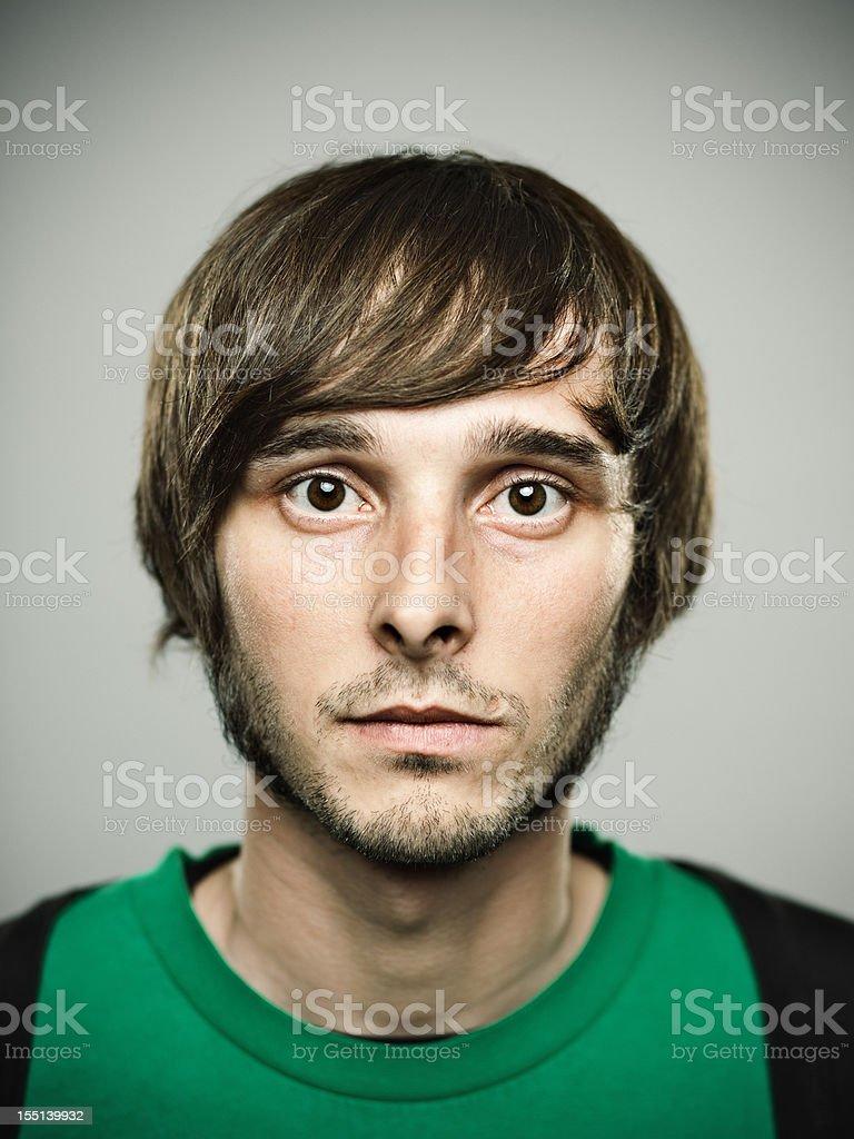 Real jeune homme - Photo