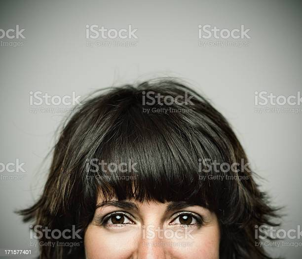 Real Young Woman Stock Photo - Download Image Now