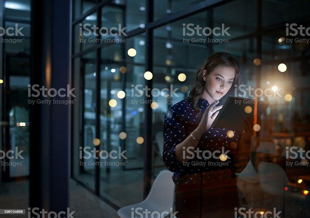 Realising so much online – Foto