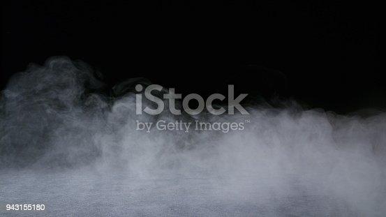 istock Realistic Dry Ice Smoke Clouds Fog Overlay 943155180