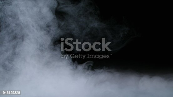 istock Realistic Dry Ice Smoke Clouds Fog Overlay 943155328