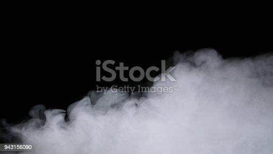 istock Realistic Dry Ice Smoke Clouds Fog Overlay 943156090