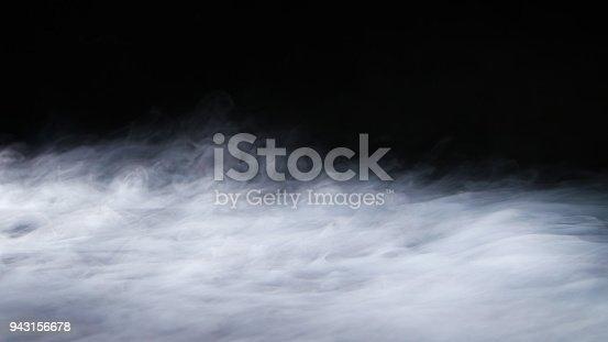 istock Realistic Dry Ice Smoke Clouds Fog Overlay 943156678