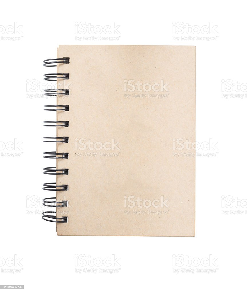 Realistic template notebook school business diary on white stock realistic template notebook school business diary on white royalty free stock photo cheaphphosting Gallery