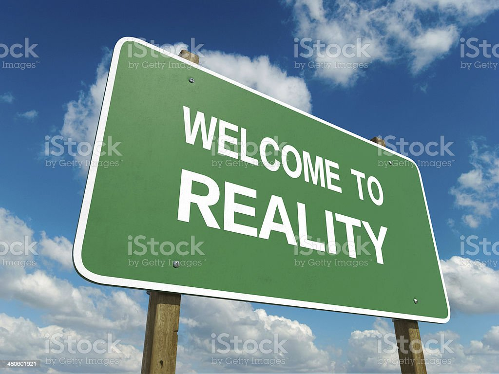 reality stock photo