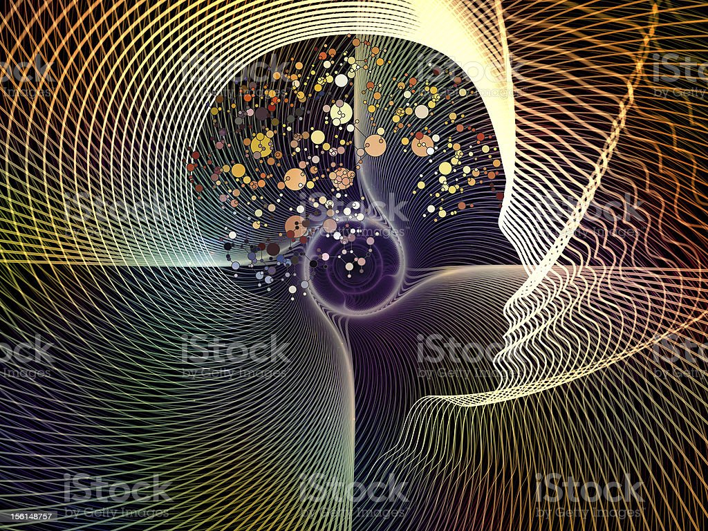 Realms of Intelligent Life royalty-free stock photo