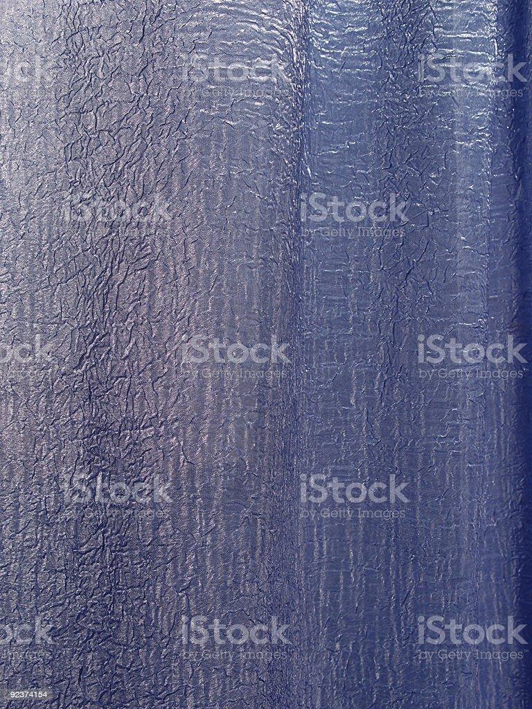 Reaped fabric royalty-free stock photo