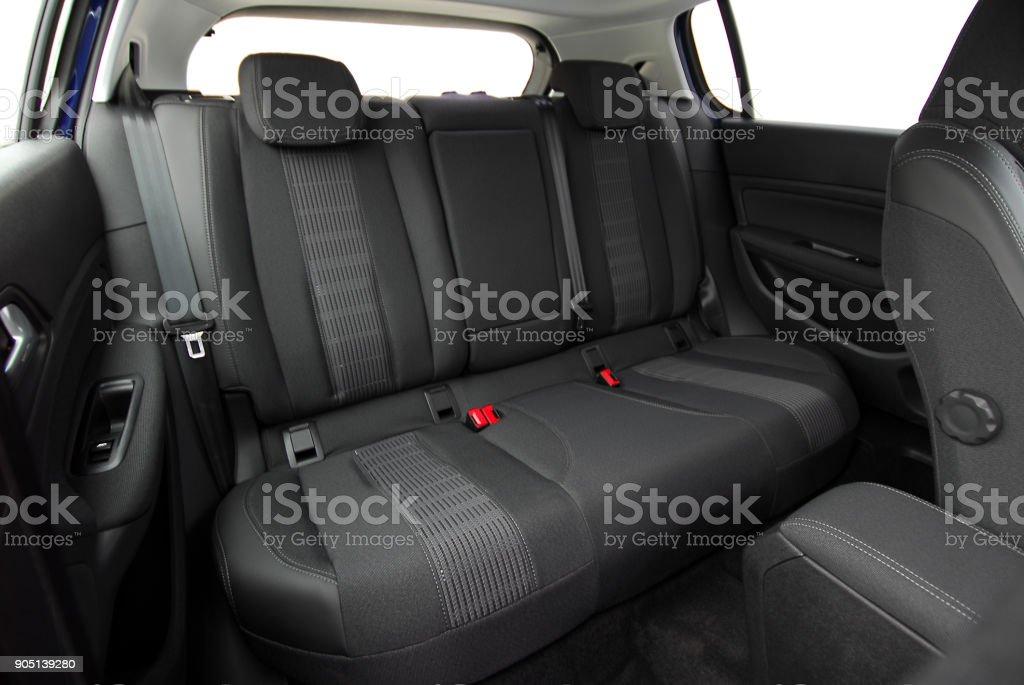 Hintere Auto seat  – Foto