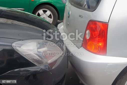 684793794istockphoto Rear End Collision 521997173