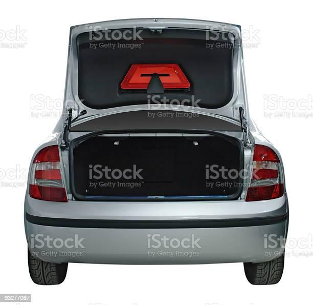 Rear view of a generic car with an open trunk picture id93277067?b=1&k=6&m=93277067&s=612x612&h=fak8pc4yxkxxoqslr4j3lf7f1qn rw4el8um9nvt7 y=