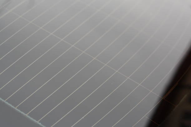 rear window defrost panel grid - defrost stock pictures, royalty-free photos & images