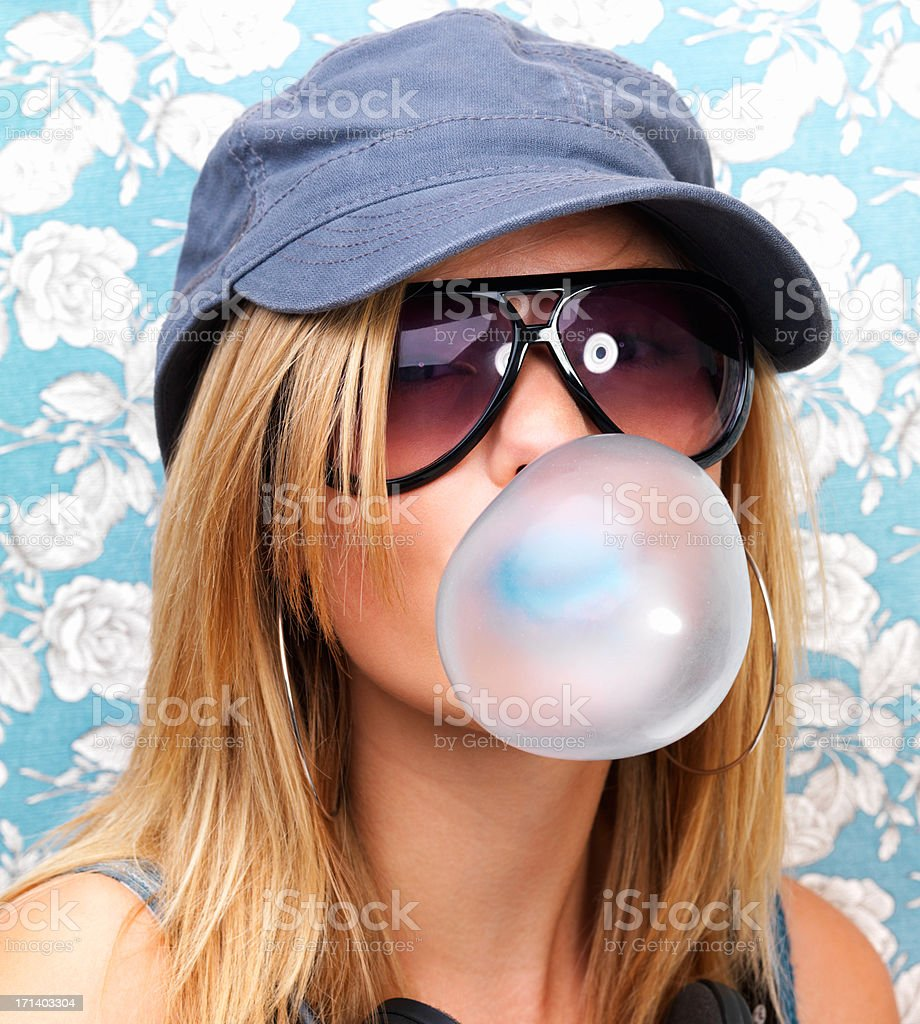 Rebellious youth royalty-free stock photo