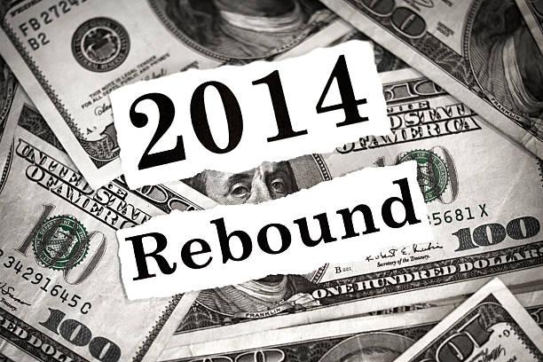 rebound 2014 - bundeshaushalt 2014 stock-fotos und bilder