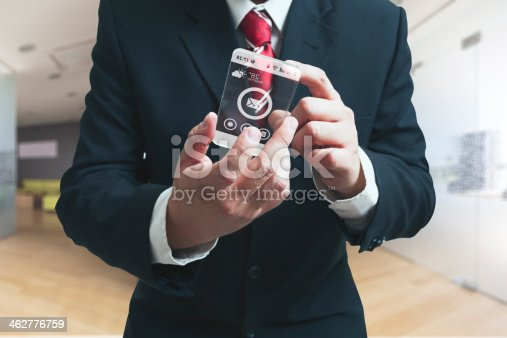499253490istockphoto Received mail 462776759