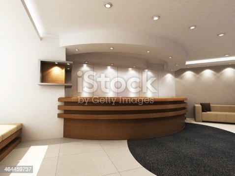908258590 istock photo Reception Area 464459737