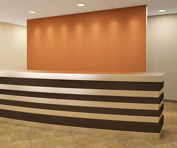 area Reception - foto stock