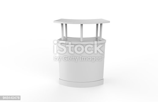 175439992istockphoto Reception Counter Mock-up 945440476