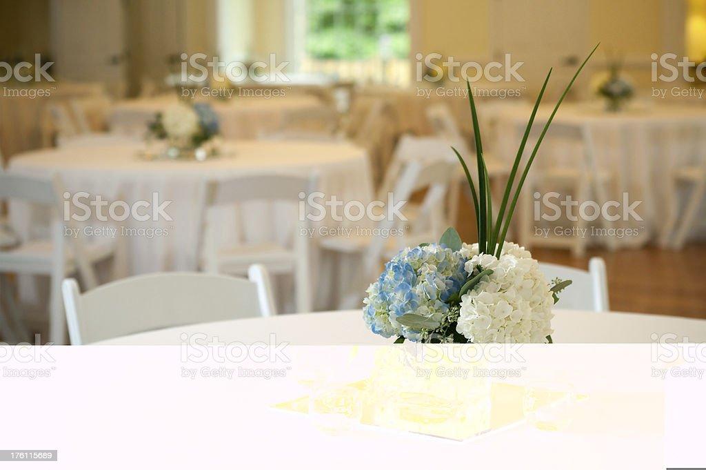 Reception Hall royalty-free stock photo