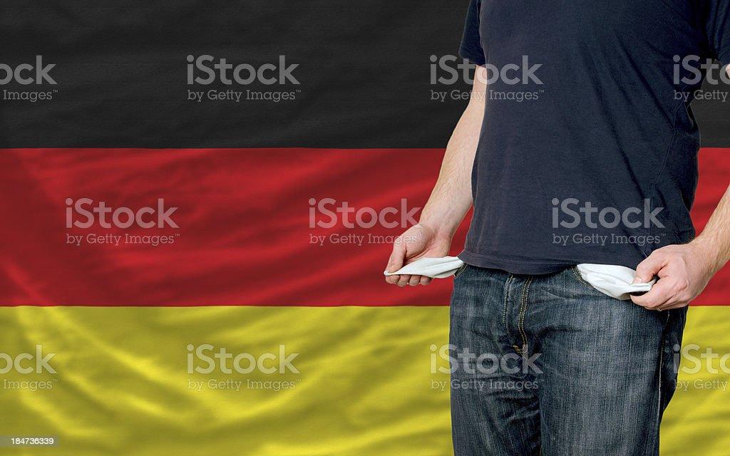 Rezession Auswirkungen auf junge Mensch und Gesellschaft in Deutschland – Foto