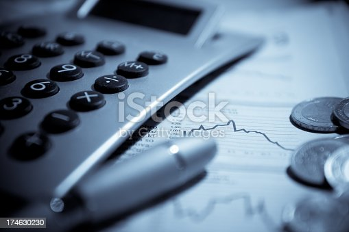 Calculating stock market