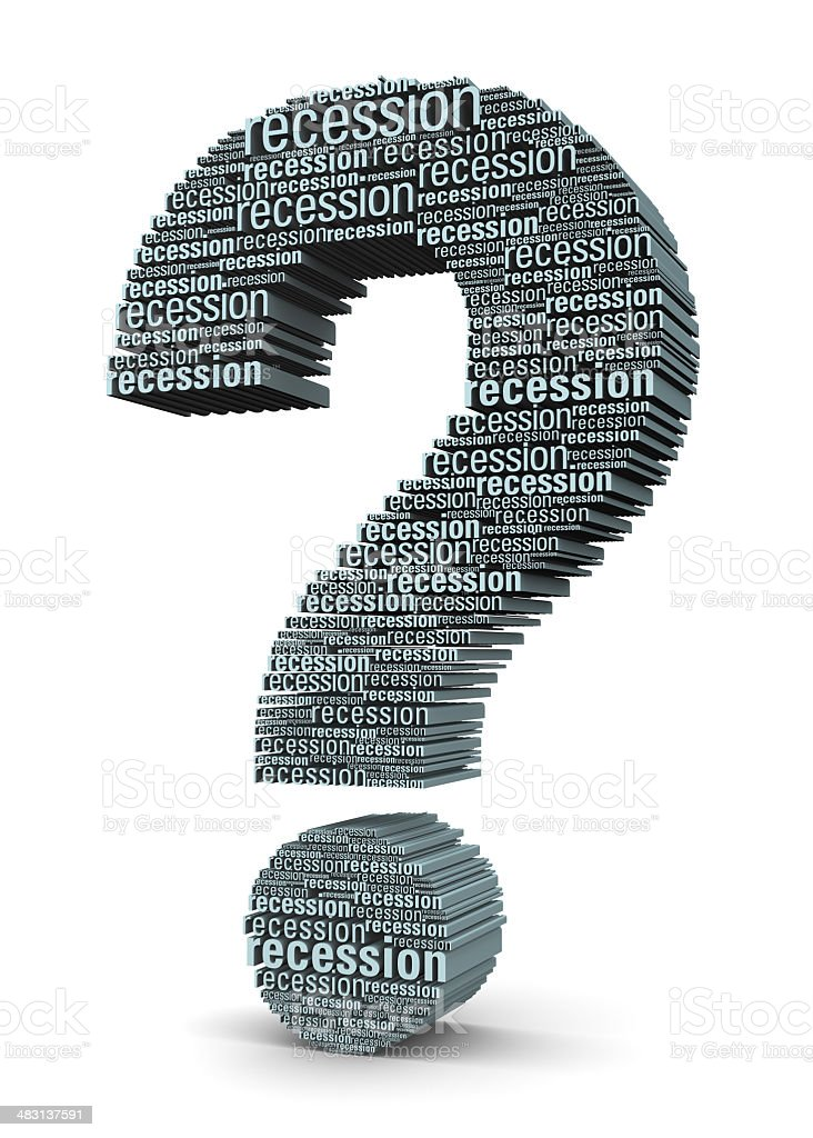 Rezession Fragen – Foto