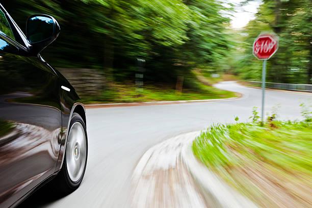 Rücksichtsloses Fahren – Foto