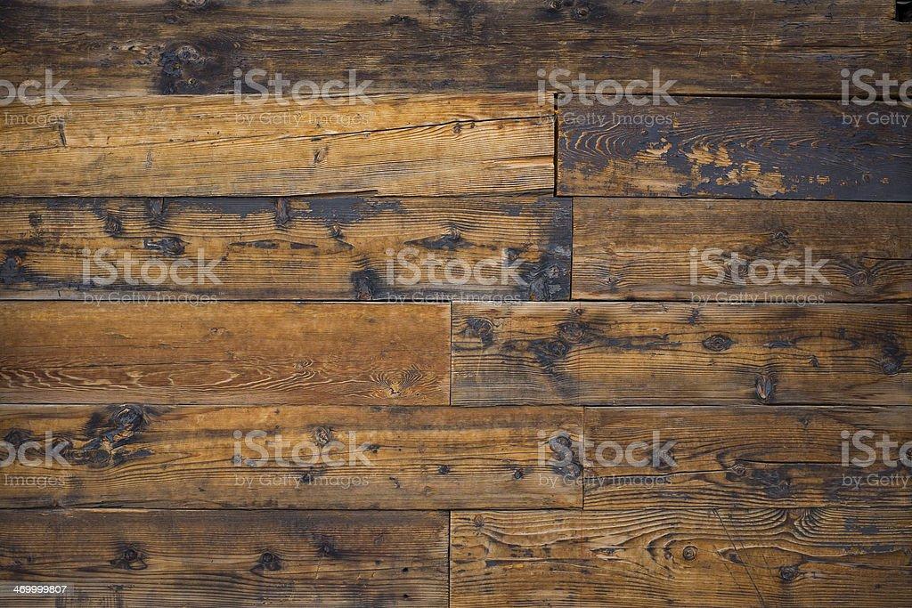 Reclaimed Wood Background stock photo